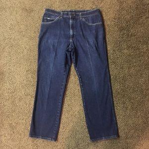 Vintage Lee Men's Jeans Sz 36x30 Used